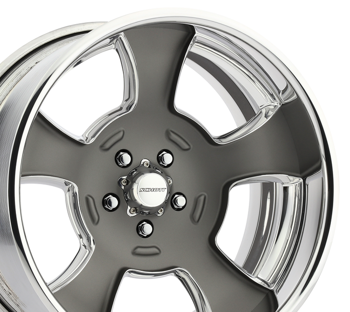 Schott Wheels - Finishes
